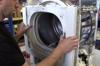 Сушильная машина Siemens не останавливается, отключается